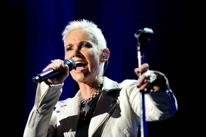 Roxette star Marie Fredriksson dies aged 61 after cancer battle
