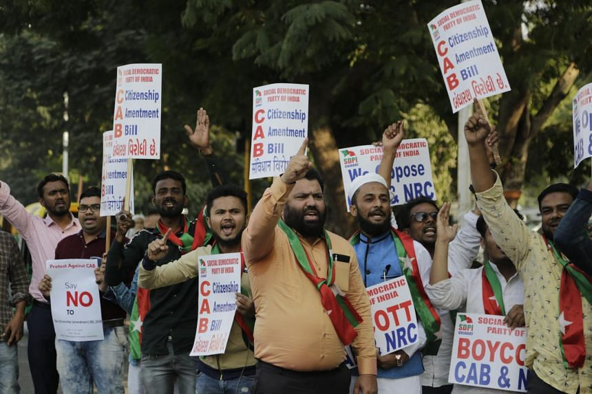 Muslim Indians see the new measure, called the Citizenship Amendment Bill, as the first step by the governing party to make second-class citizens of India's 200 million Muslims.