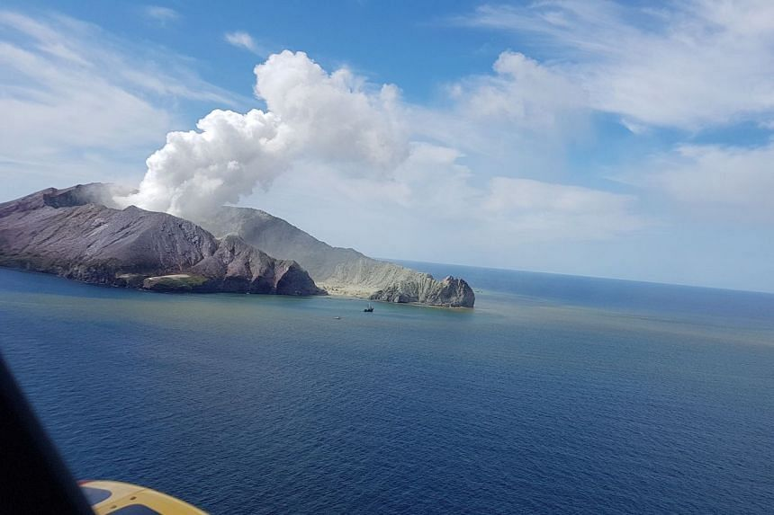 At least five people were killed, about 30 injured and several were reported missing after the White Island volcano suddenly erupted off the east coast of New Zealand's North Island on Dec 9, 2019.