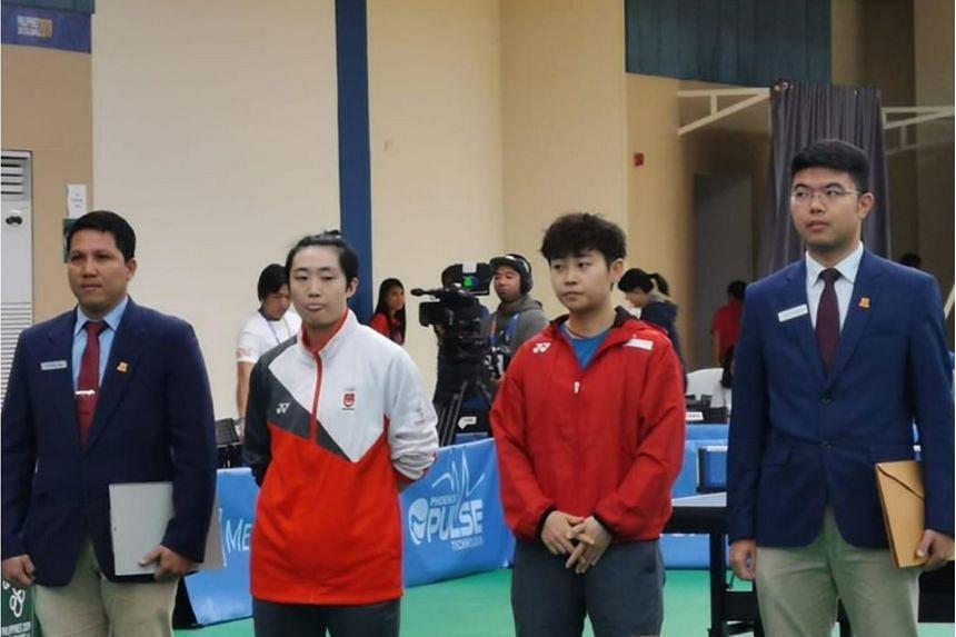 World No. 9 Feng Tianwei will also be facing world No. 63 Lin Ye.