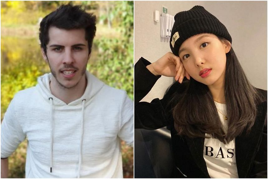A German man named Josh declared online that he wants to marry Twice singer Nayeon, raising alarm after he posted that he is in South Korea.