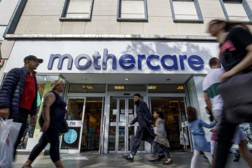 The mother and baby products retailer's UK operations collapsed last month amid brutish retail conditions.
