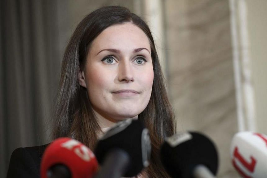 Finland's Marin approved as world's youngest PM
