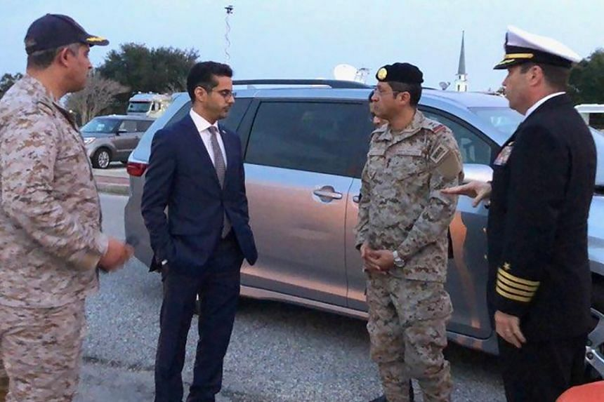 Navy grounds Saudi aviation students after Pensacola shooting