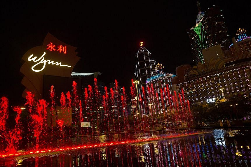 Casinos are building bigger and flashier resorts to offer more options. Wynn Resorts unveiled a US$2.8 billion non-gaming project in Macau, including a theatre, art gallery, food pavilion and gardens.