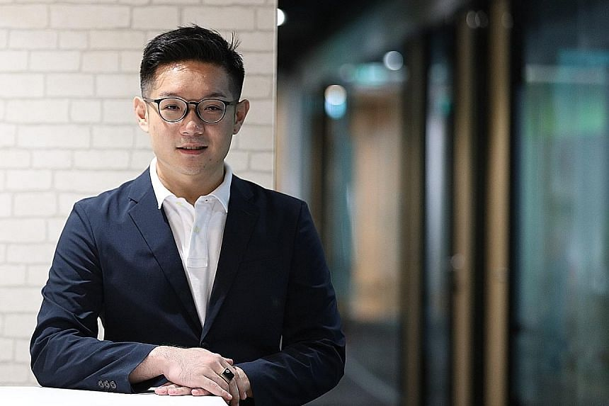 Mr Kenneth Tan, co-founder of Singapore tech company Hearti Lab, said the firm started considering the Japanese market as it shares similarities with Singapore, whose population is also ageing.