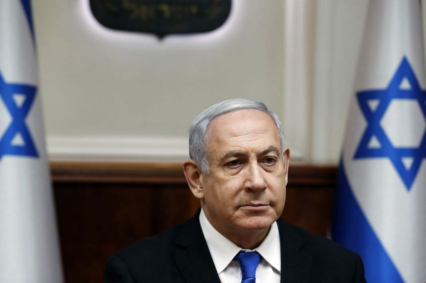 Neither Prime Minister Benjamin Netanyahu (above) nor his main rival Benny Gantz have been able to form a coalition government after two inconclusive elections.