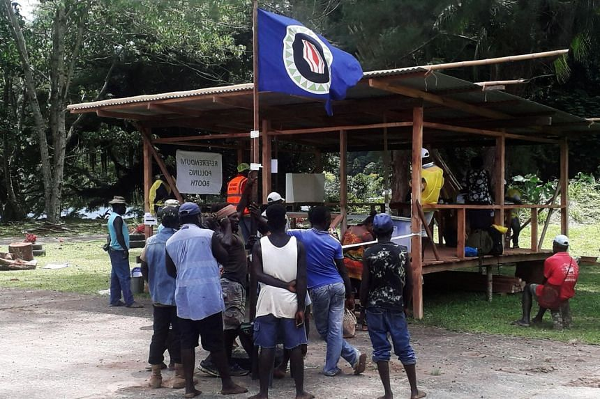 Bougainville referendum: PNG region votes overwhelmingly for independence
