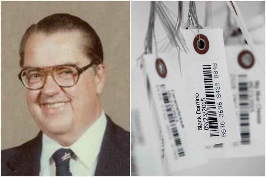 US engineer George J Laurer is recognised as the co-inventor of the barcode, which can be found on millions of products, services and other items for identification.