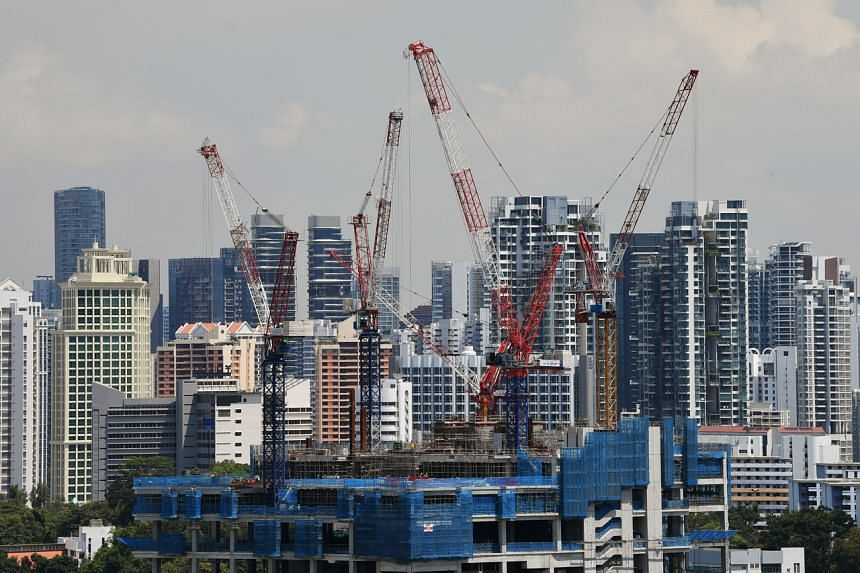 Singapore had almost 32,000 either finished or under-construction apartments in the pipeline that were unsold as of Sept 30.