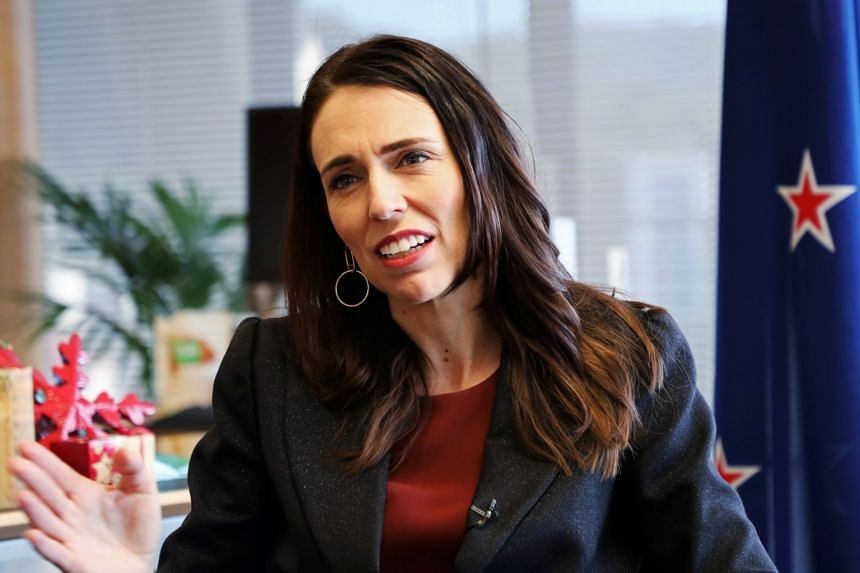 New Zealand Prime Minister Jacinda Arden, 39, was the world's youngest female leader after she was elected in 2017.