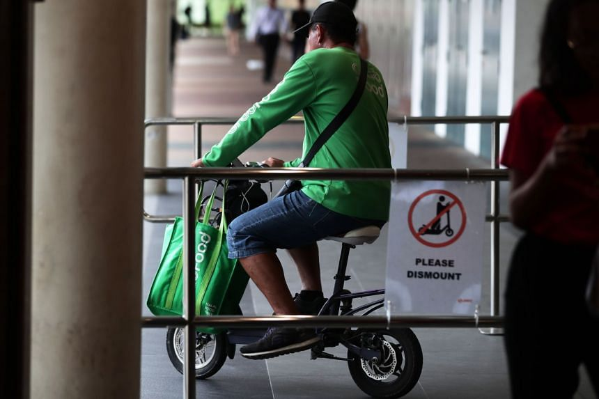 The programme, dubbed Delivery Rider Kit, is part of the labour movement's latest efforts to help some of the e-scooter food delivery riders here struggling with the Government's e-scooter footpath ban.
