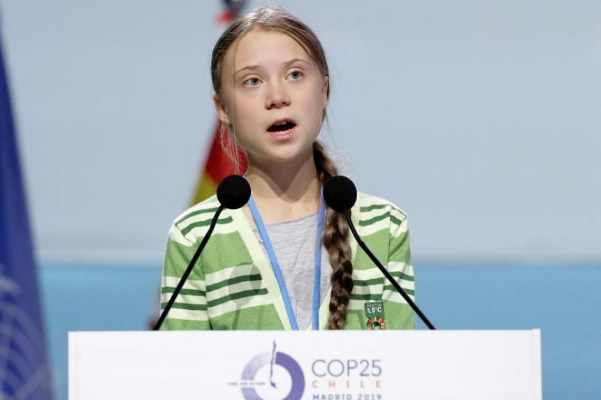 Greta Thunberg changes Twitter bio after Trump dig