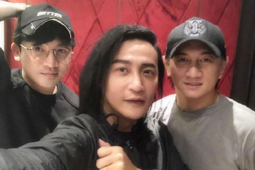 Former Little Tigers members (from left) Alec Su, Julian Chen and Nicky Wu are reportedly reuniting in 2020 for a two-year concert tour.