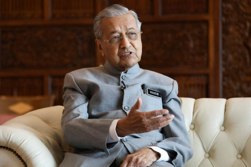Malaysia's Prime Minister Mahathir Mohamad said in an interview that the government could not meet a demand made by the states for a quadrupling of the royalties paid by the government-owned company to 20 per cent of its profit.
