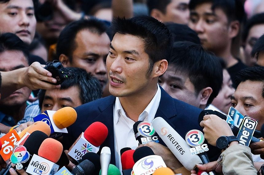 Mr Thanathorn Juangroongruangkit's 191 million baht (S$8.6 million) loan to his party earlier this year for political activities was deemed a donation from an illegal source, said the Election Commission.