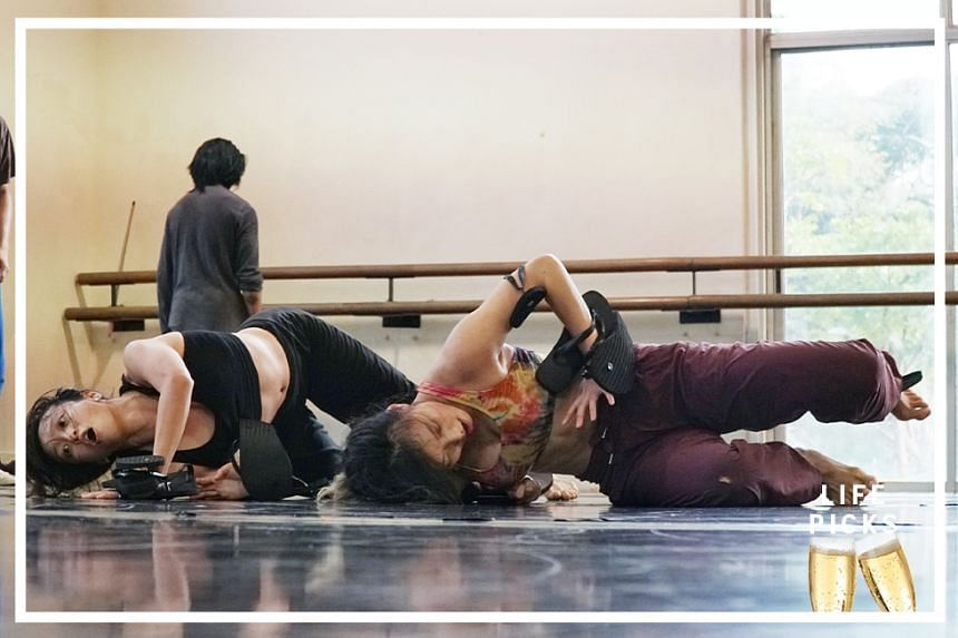 T.H.E. Dance Company artistic director Kuik Swee Boon has created a new work, PheNoumenon, that explores modern Asia's complex cultural, sociopolitical and gender identity.