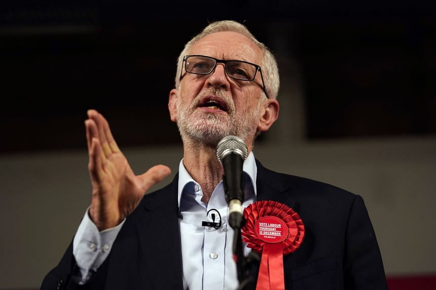 Mr Jeremy Corbyn commands cult-like adoration from enthusiastic, pro-European young supporters in England's larger urban centres.