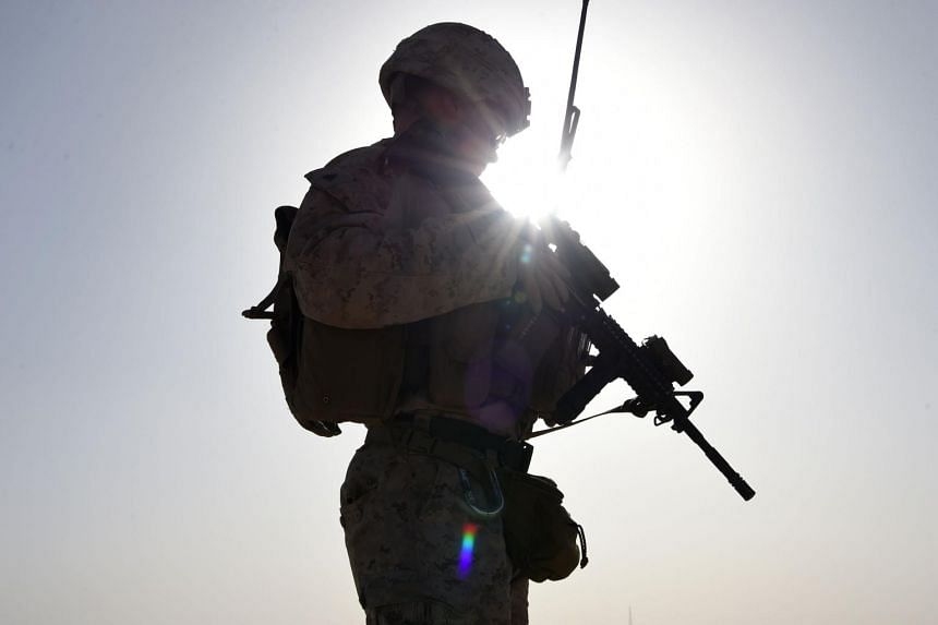 The Bill increases pay for military troops and mandates 12 weeks' paid leave so federal workers can care for their families.