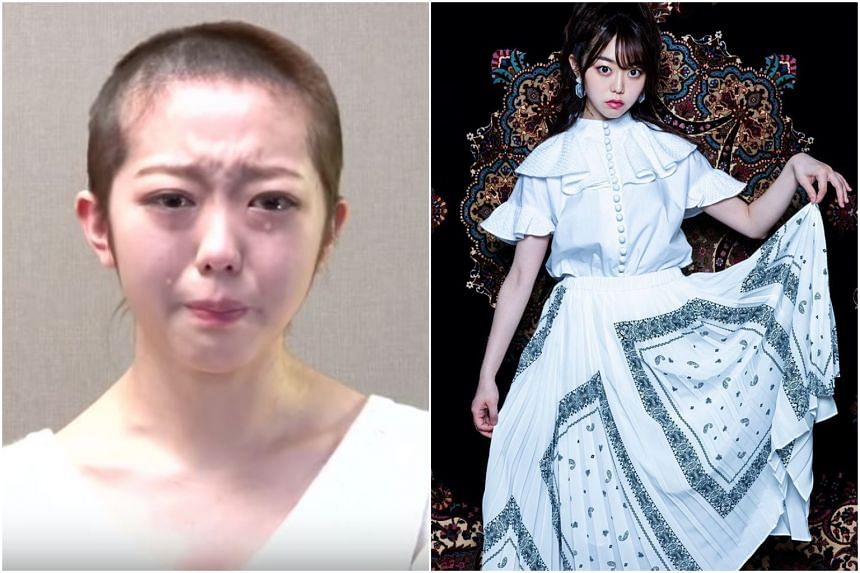 Minami Minegishi is the last of the original members to leave AKB48.