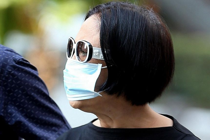 Lee Dji Lin was given her first mandatory treatment order in 2017 for acts like placing raw pork outside her neighbour's flat.