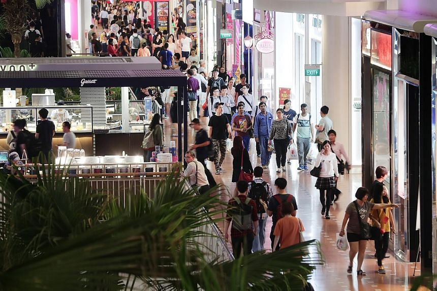 Spending for the Christmas and Chinese New Year season is likely to result in stronger numbers this month, but it could be a brief recovery before retail outlays fall back into negative territory next month, said one observer.
