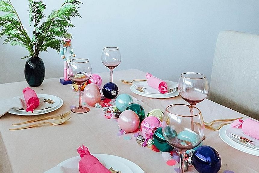 5. Table-setting details