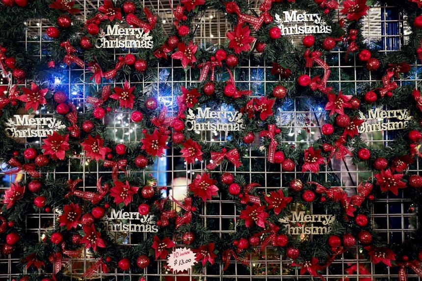 Henry Christmas Wholesaler sells holiday decorations such as wreaths.