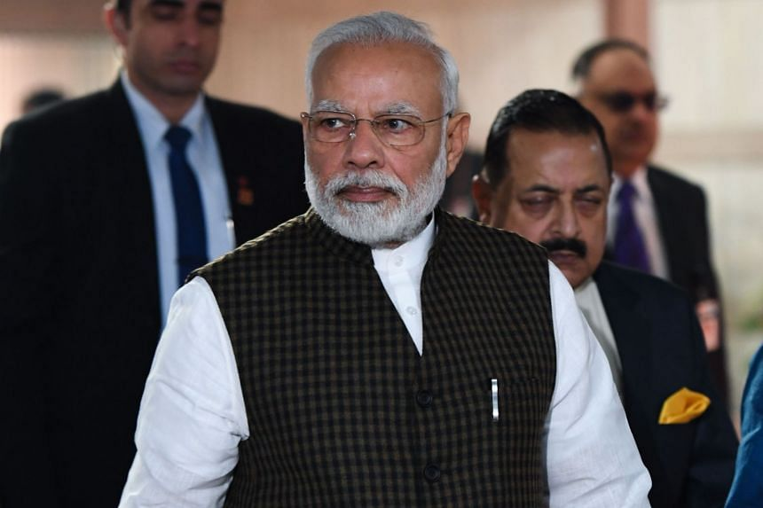 Prime Minister Narendra Modi's government had been ramping up programmes to help boost economic growth from a six-year low of 4.5 per cent.