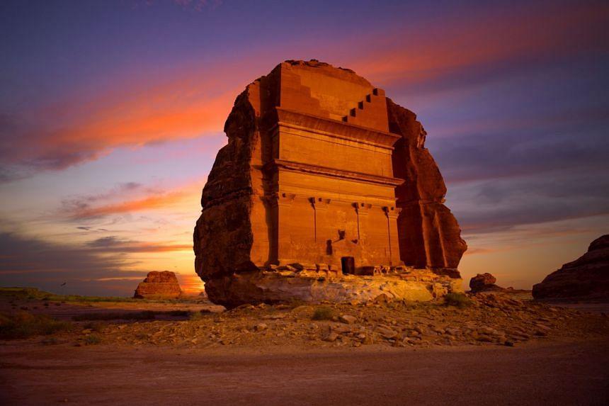 Saudi Arabia's best-kept secret is Madain Saleh, the ruins of a lost city akin to Jordan's Petra, but still blissfully crowd-free.