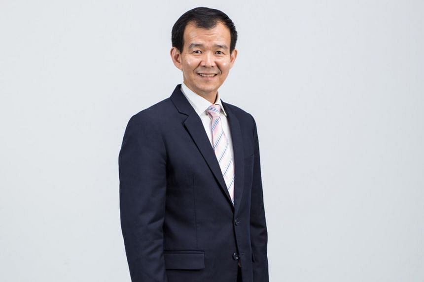 Mr Wilson Ang will oversee the management and development of the group's businesses.