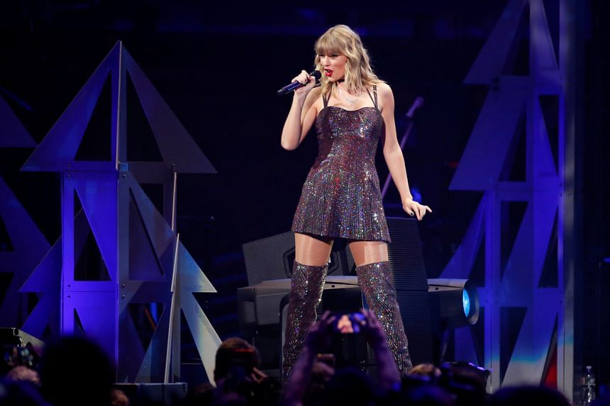 Taylor Swift will top the bill on Sunday, June 28, the final day of the five-day Glastonbury's 50th anniversary show.