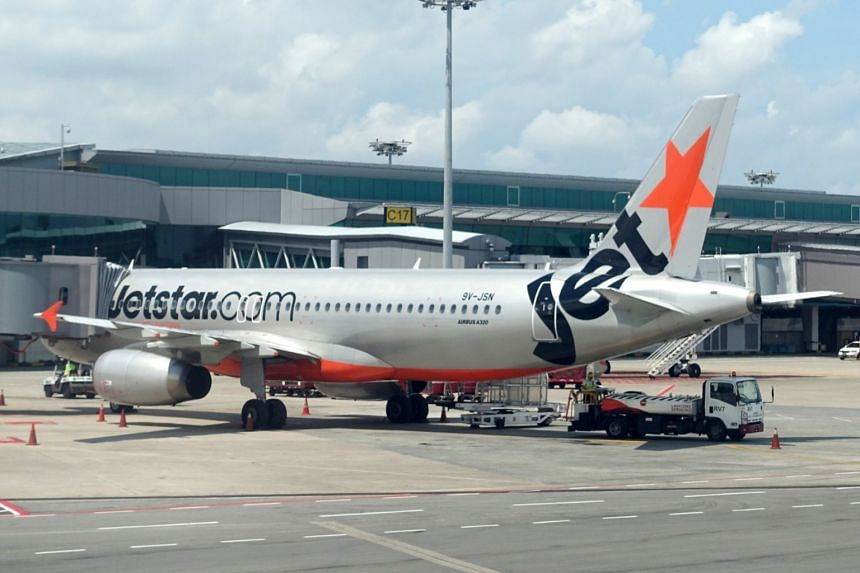 The Qantas Airways subsidiary said the financial impact of disruptions by pilots and ground staff in December and January was estimated to be around A$20 million (S$18.4 million) to A$25 million.