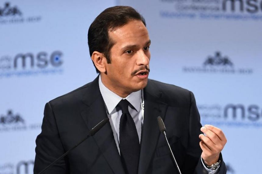 Qatar's Foreign Minister Sheikh Mohammed bin Abdulrahman Al-Thani said Doha was open to studying demands by its rivals in a Gulf dispute but would not turn its back on ally Turkey.