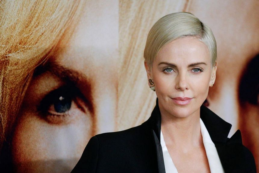 Charlize Theron on the Night Her Mom Killed Her Dad