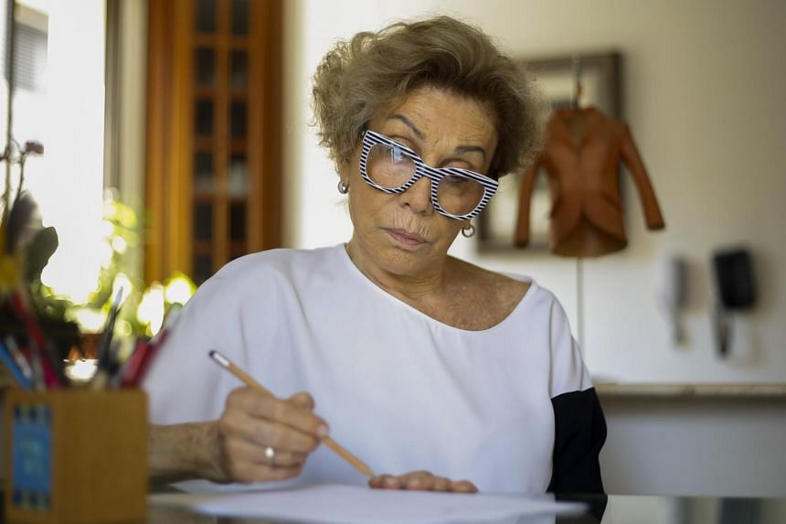 Brazilian grandmother Helena Schargel says Brazilian women over 60 have long been overlooked by fashion companies, society - and even themselves.