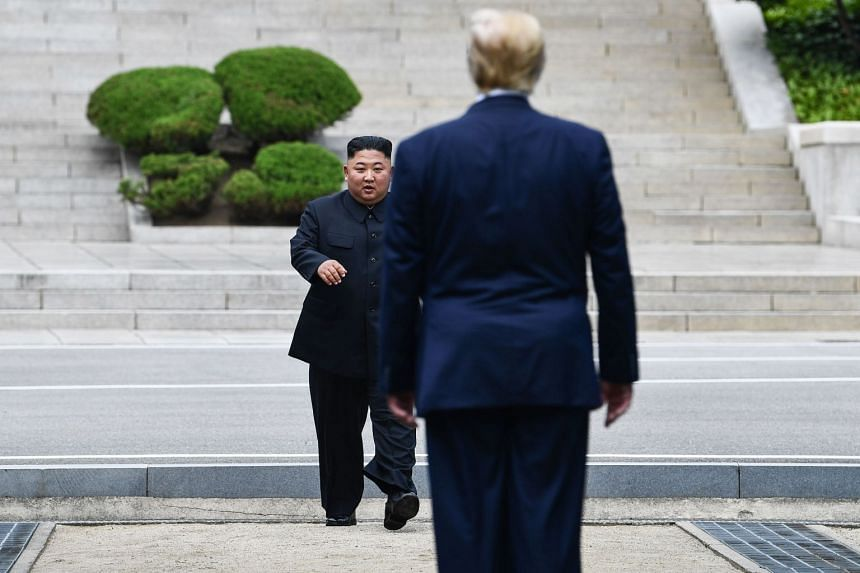 Tension has been rising in recent weeks, stoking fears the US and North Korea could return to a collision course they had been on before launching diplomacy last year.