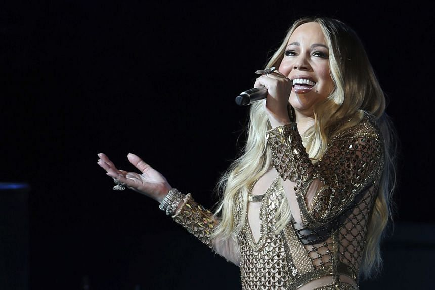 For the song's 25th anniversary this year, Mariah Carey promoted it even harder than usual, beginning her social media drive the morning after Halloween.