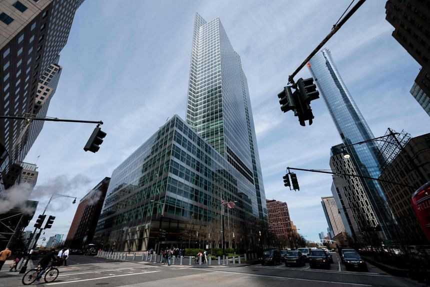 The headquarters of Goldman Sachs in New York City. The settlement comes more than a year after Tim Leissner admitted bribing high-ranking officials in Malaysia and Abu Dhabi so that Goldman could win lucrative business from 1MDB.