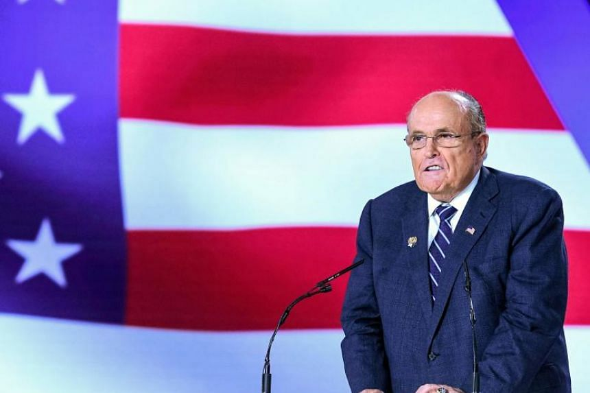 Rudy Giuliani claims he has the proof Democrat impeachment is a 'cover-up'
