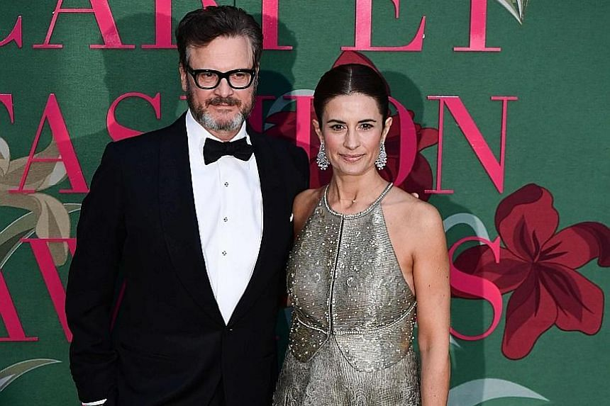 Colin Firth and wife split after 22 years, Entertainment ...