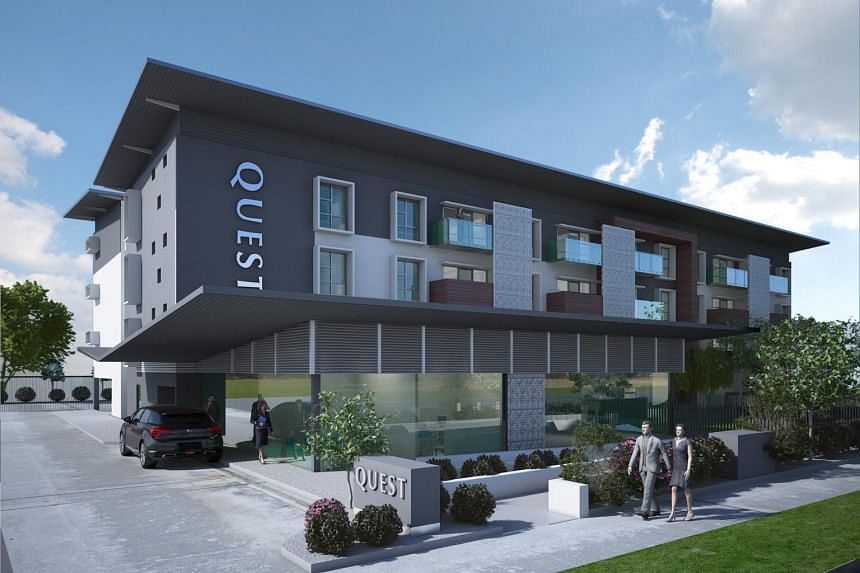 Quest Wangaratta is one of the 25 new properties signed by The Ascott Limited.