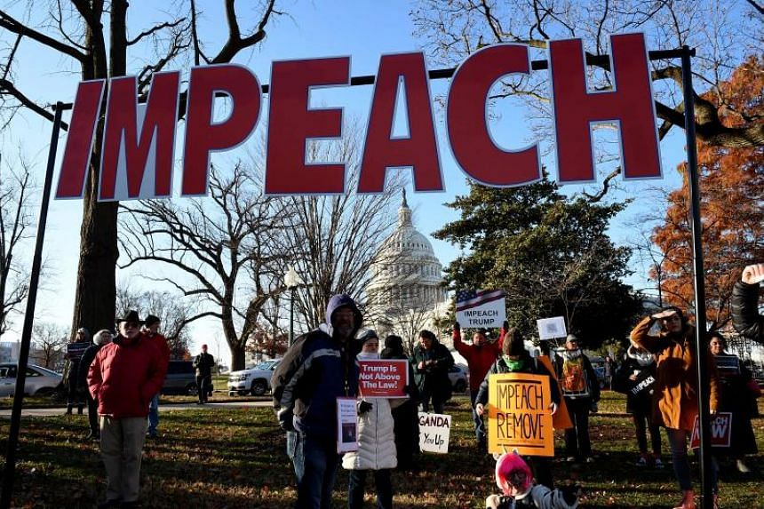 Trump impeached: Congress breaks with no agreement on trial