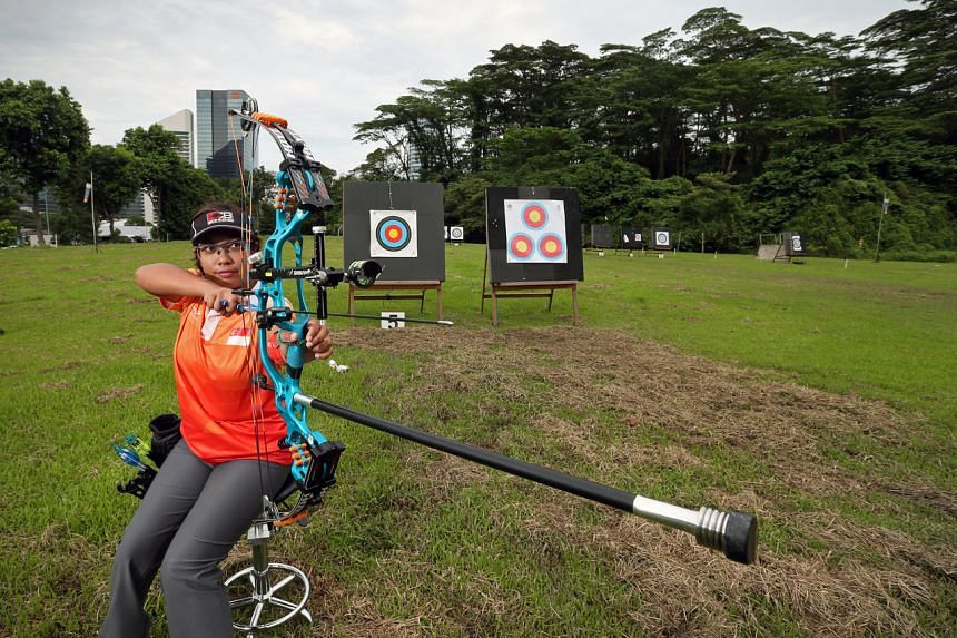 Para-archer Nur Syahidah Alim remains optimistic that Team Singapore will remain focused and deliver at the Asean Para Games, despite the delay.