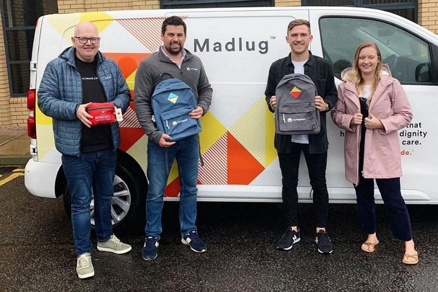Luggage social enterprise Madlug was founded in 2015 to give bags to children in the care system to move their belongings in between homes rather than using bin bags.