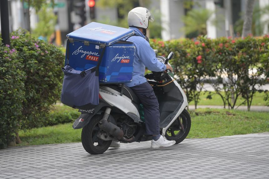 SingPost earlier this month ended doorstep deliveries for packages, including those sent by registered mail.