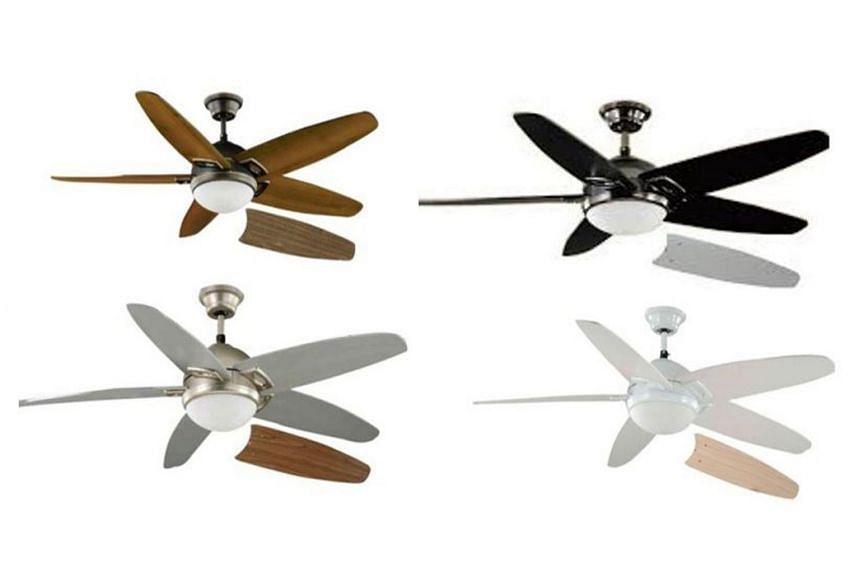 17 Elmark Ceiling Fan Models Recalled