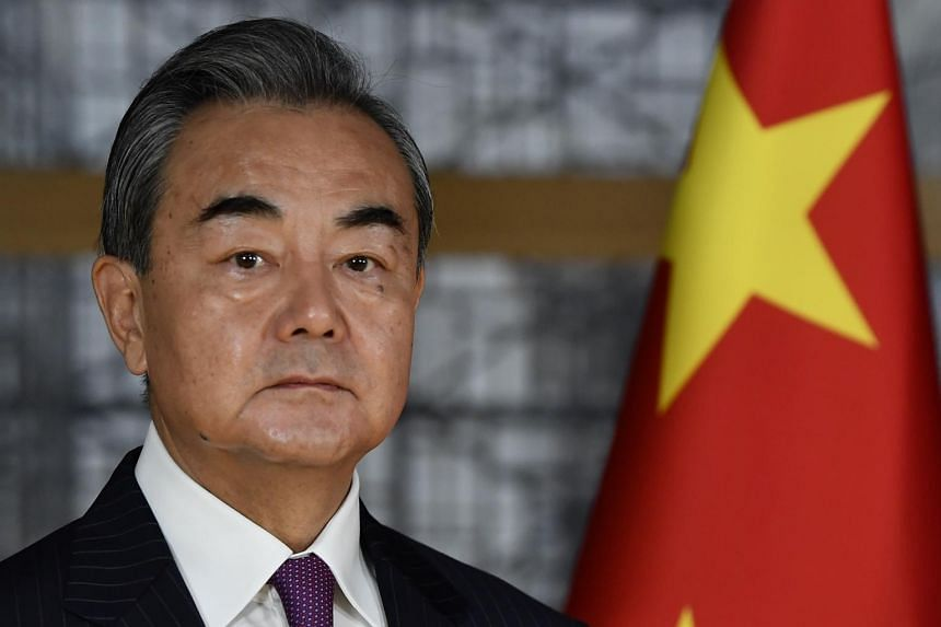 State Councillor Wang Yi said this year marking 40 years of ties between the People's Republic of China and the United States should have been an important anniversary for both to mark.
