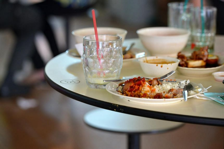 """According to a survey, 80 per cent of respondents are """"bothered"""" when uneaten food is thrown away."""