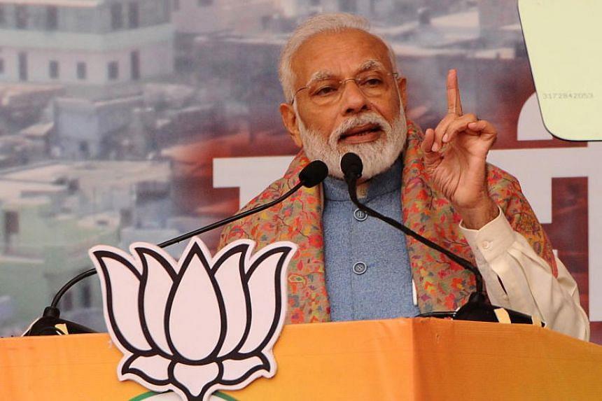 Indian Prime Minister Narendra Modi has taken a beating over the Citizenship Amendment Act turmoil.